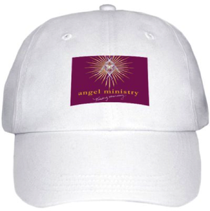 Image of Minister's White Baseball Cap