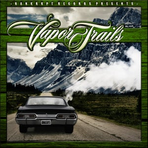 "Image of Bankrupt Records ""Vapor Trails"""