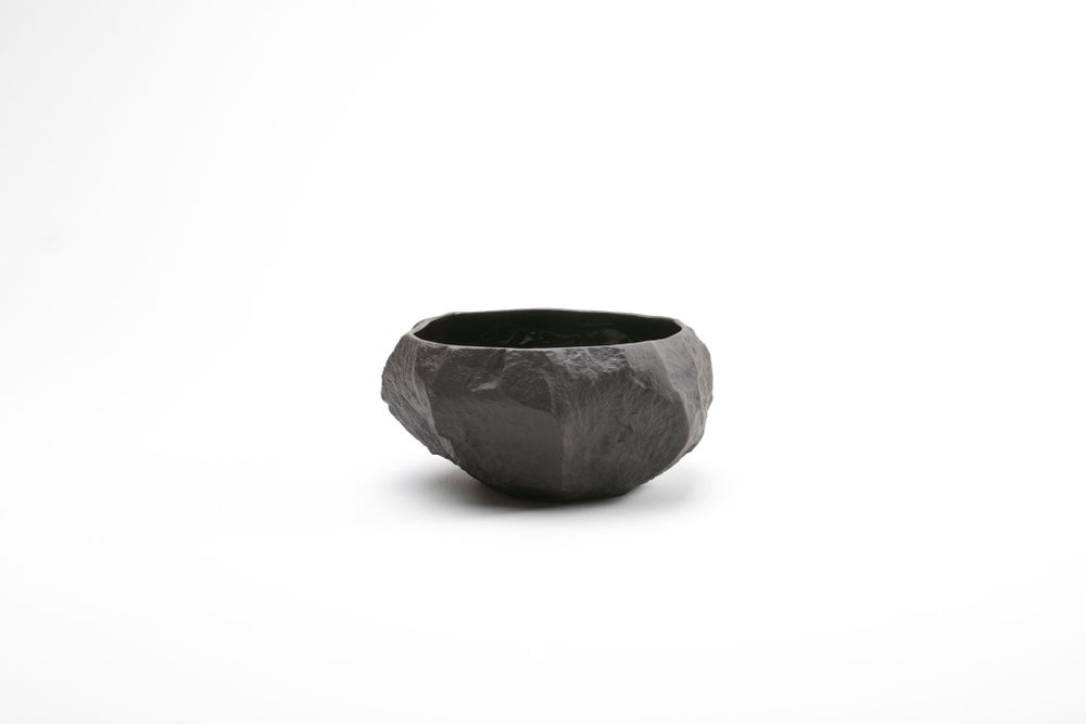 Image of Max Lamb - Cockery Bowl, Black