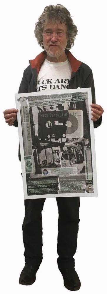 Image of F'KARTLET'S DANCE poster