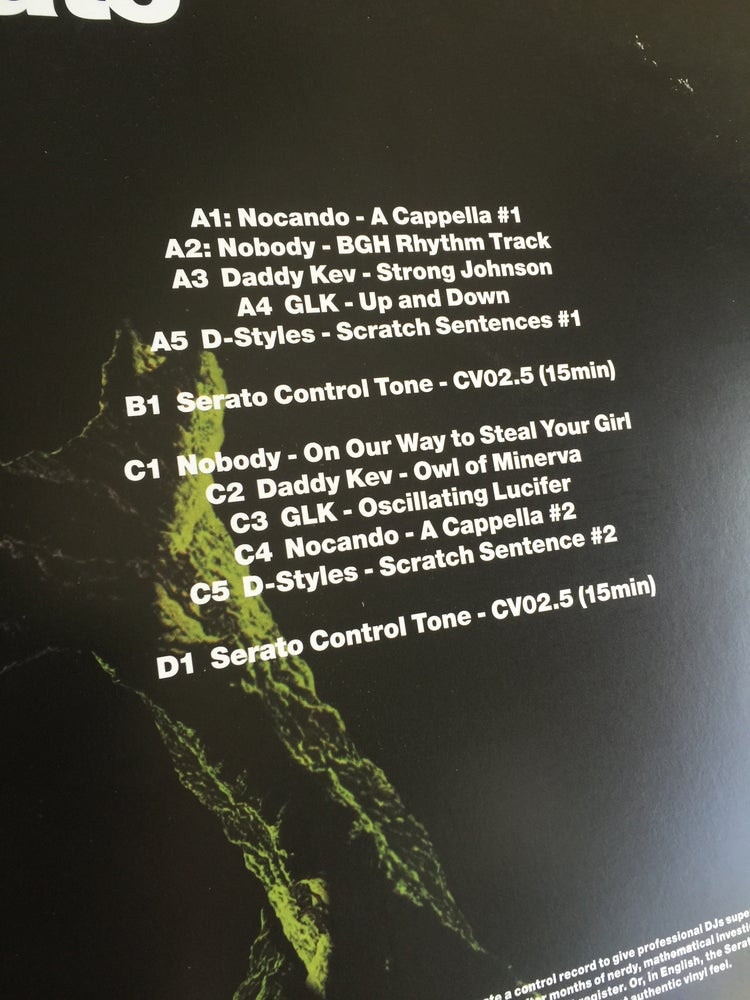 Image of LOW END THEORY Serato Vinyl