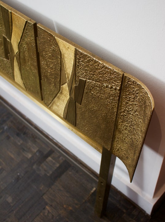 Image of Bronze Headboard by Frigerio