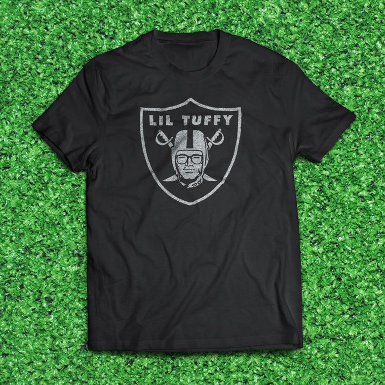 "Image of Lil Tuffy ""Raiders"" T-shirt ON SALE"