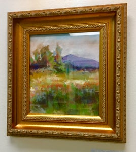 "Image of Original Art- ""Amidst The Brush"""
