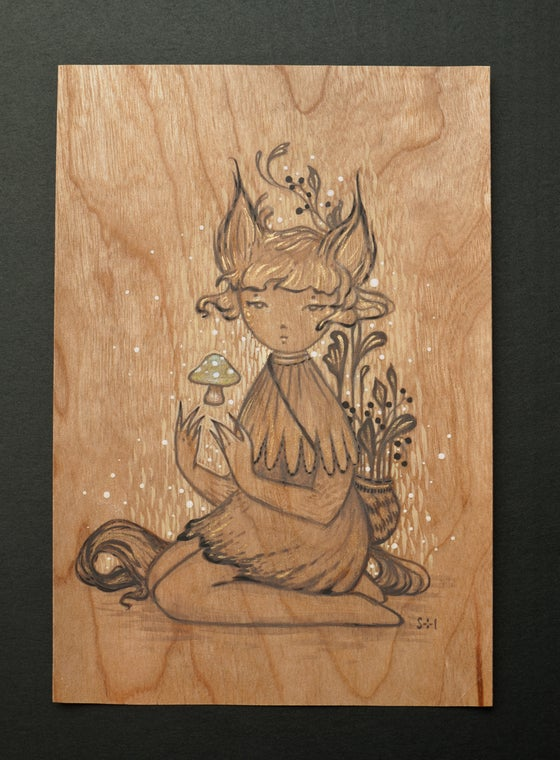 Image of wood drawing 3