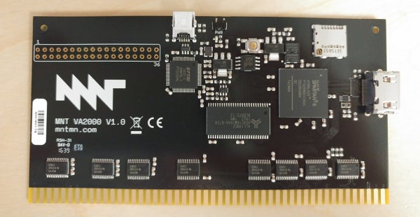 Image of MNT VA2000 Amiga Graphics Card (Zorro II/III)