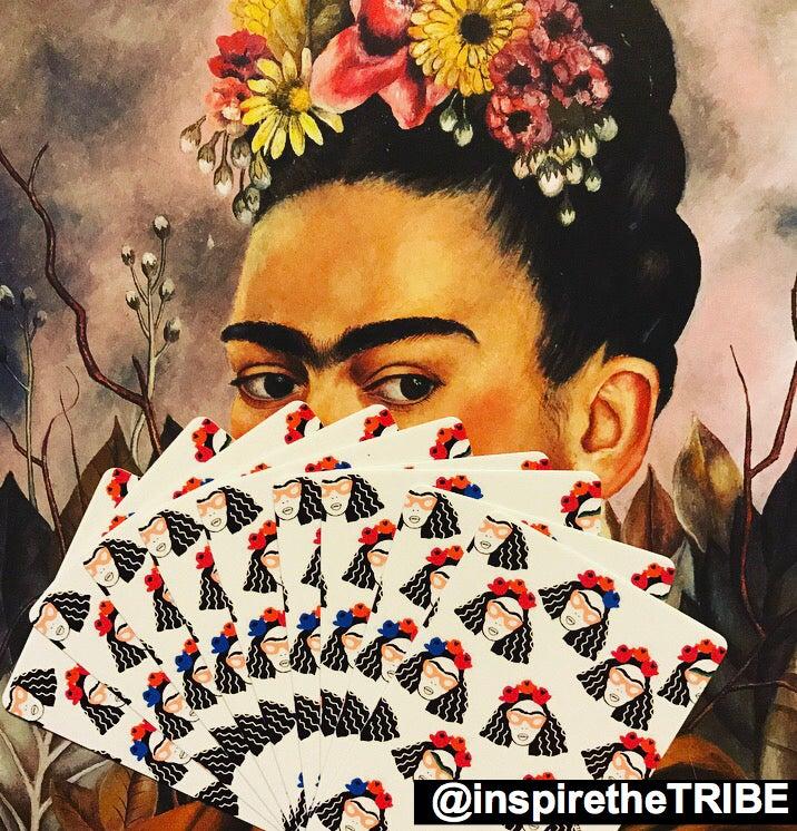 Image of 'Black Frida' Playing Cards