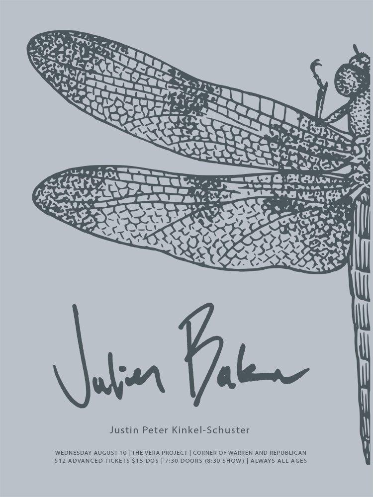 Image of Julien Baker Poster