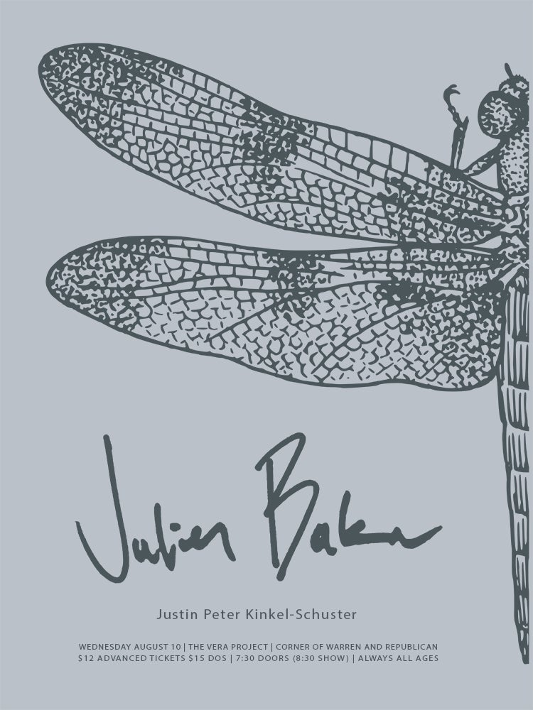 Image of Julien Baker Poster