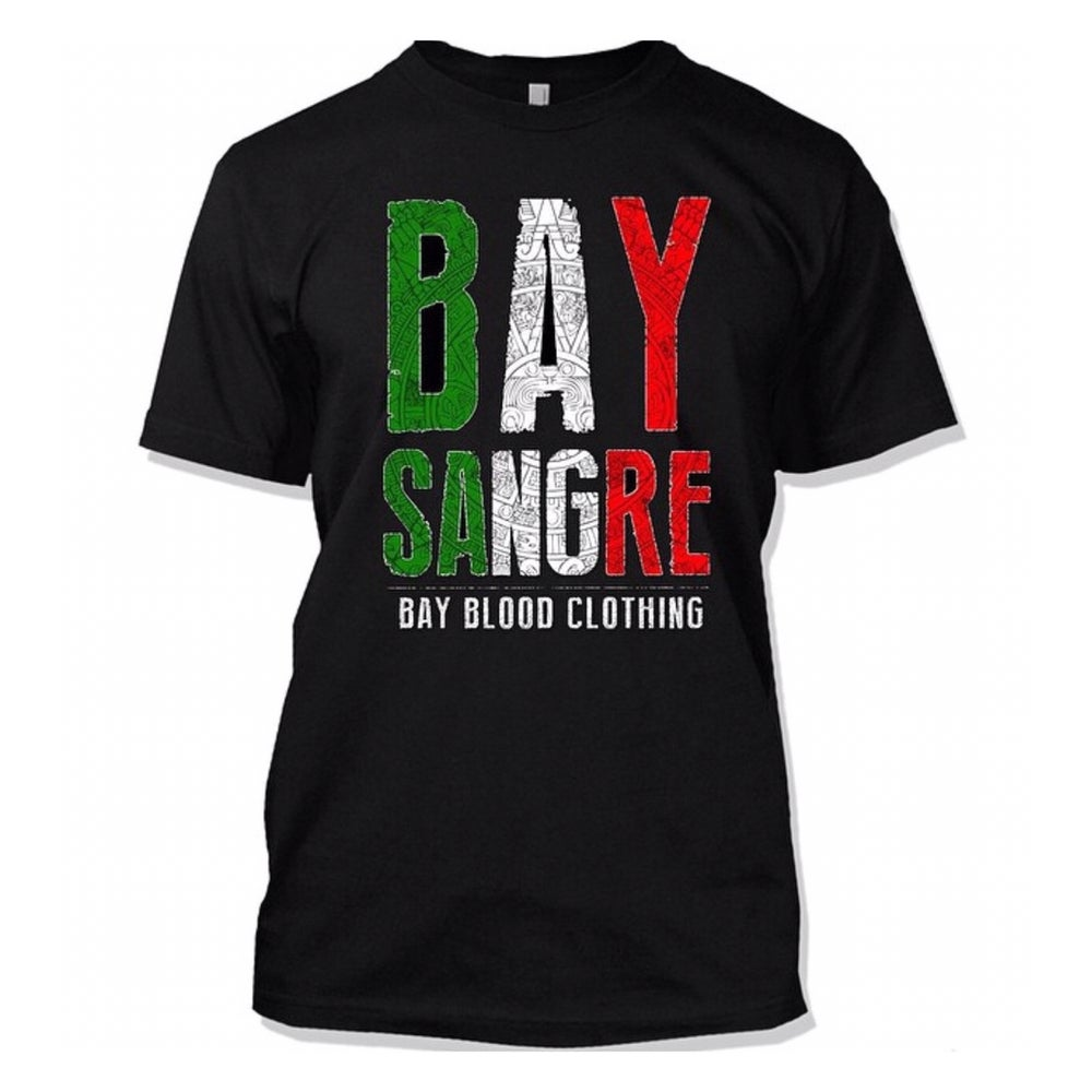 Image of Bay Sangre Tee