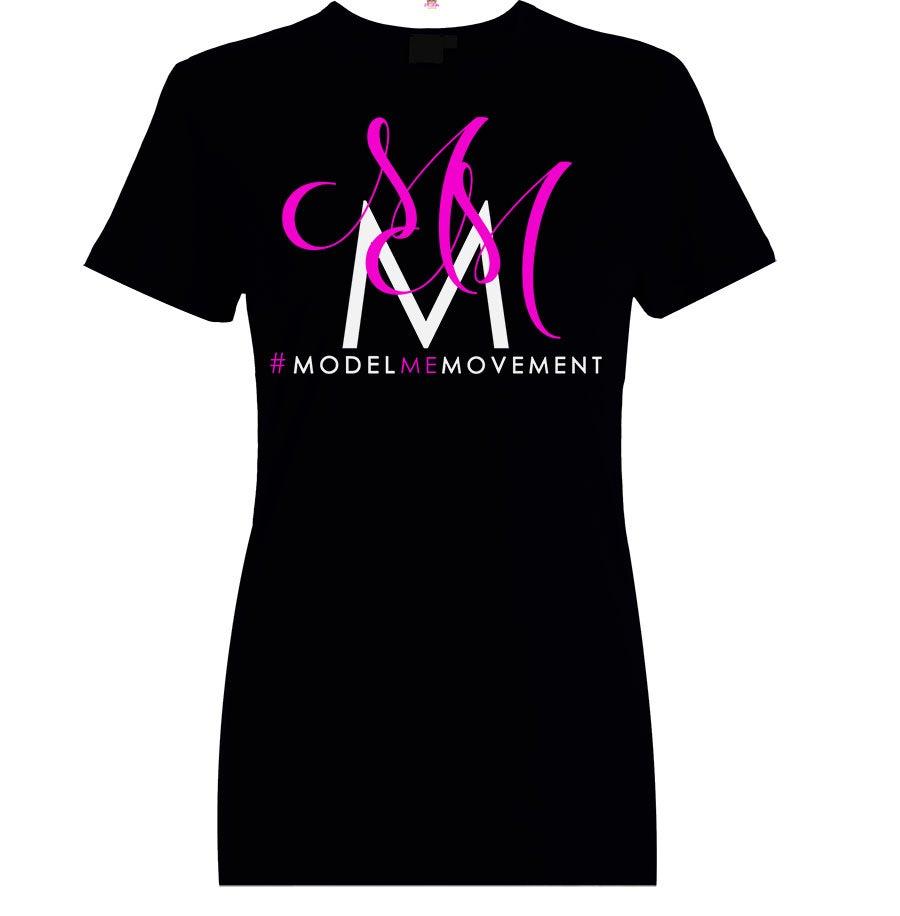 "Image of ModelMe Movement ""MMM"" Shirt"