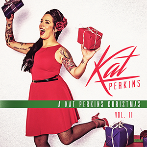 Image of A Kat Perkins Christmas: Vol II