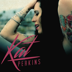 Image of Kat Perkins self titled