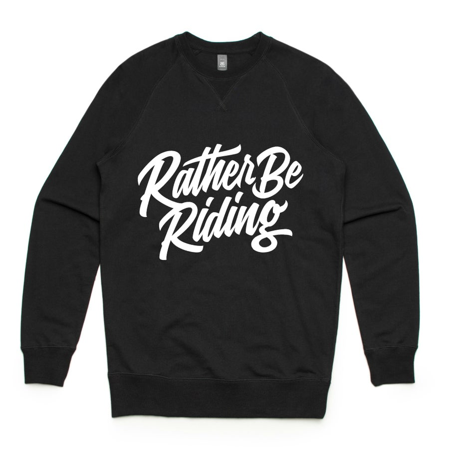 Image of Rather be Riding - Sweater Samples