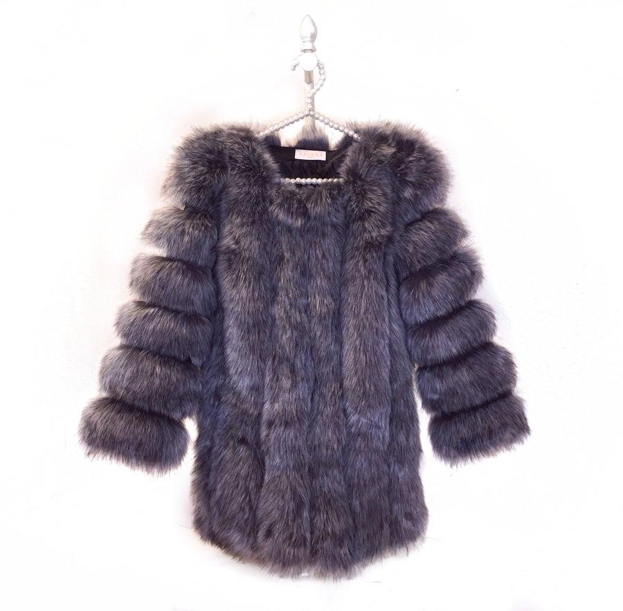 Image of Saint Petersburg Long Fur Coat