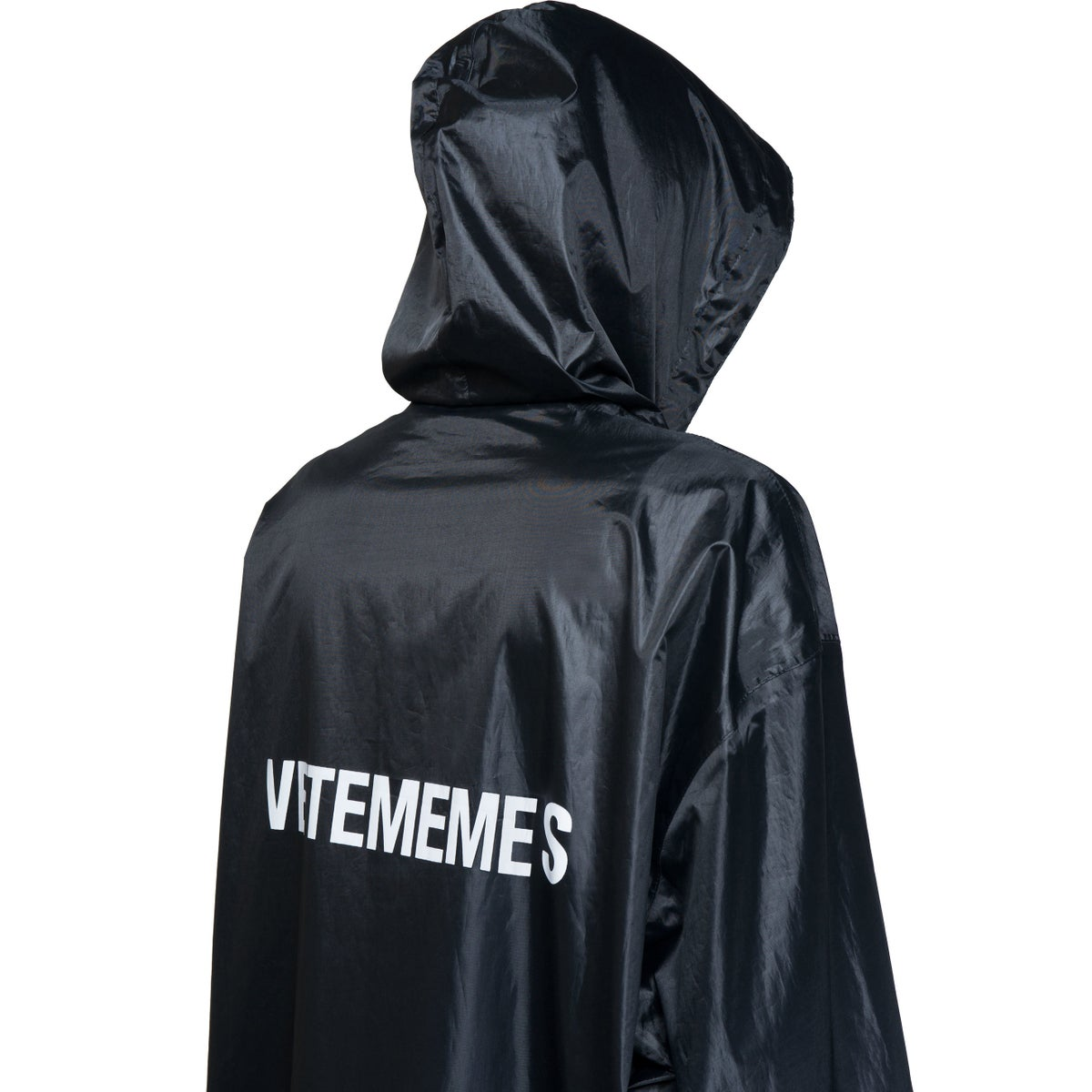 Image of VETEMEMES RAINCOAT 2.0