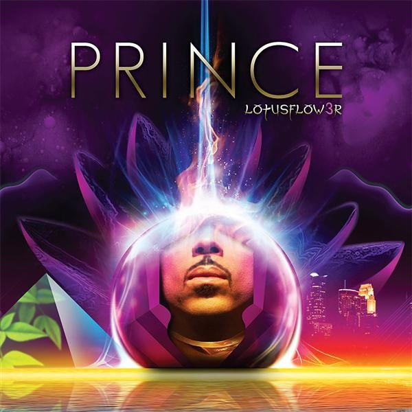 Image of Prince - Lotus Flower Ltd edition 2lp