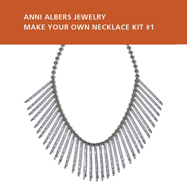 Make Your Own Necklaces And Jewelry At Home: Anni Albers Jewelry: Make Your Own Necklace Kit #2