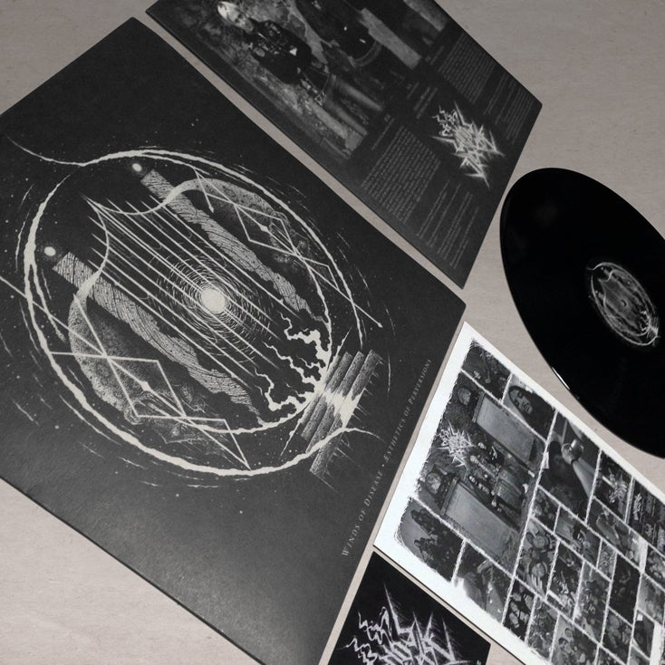 Image of Æsthetics of Perversions - Lp