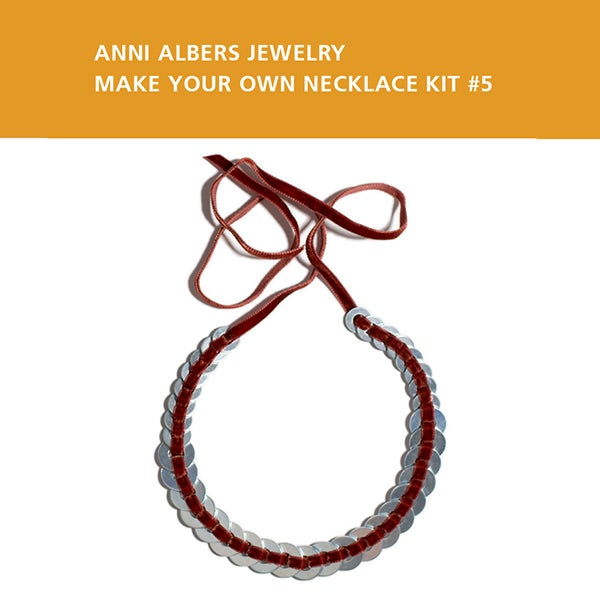 Make Your Own Necklaces And Jewelry At Home: Anni Albers Jewelry: Make Your Own Necklace Kit #5