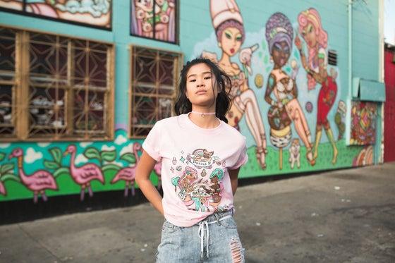 Image of Sparkle SF x Deb T Shirt