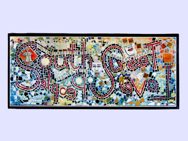 Image of South Street Loves People Magnet