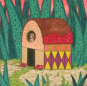 Image of Mushroom House
