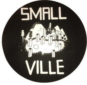 Image of Smallville Slipmats - Smallville Logo - Single