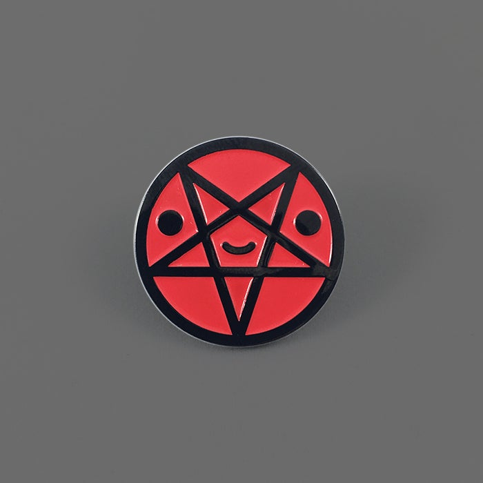Image of Penta Graham | Enamel Pin