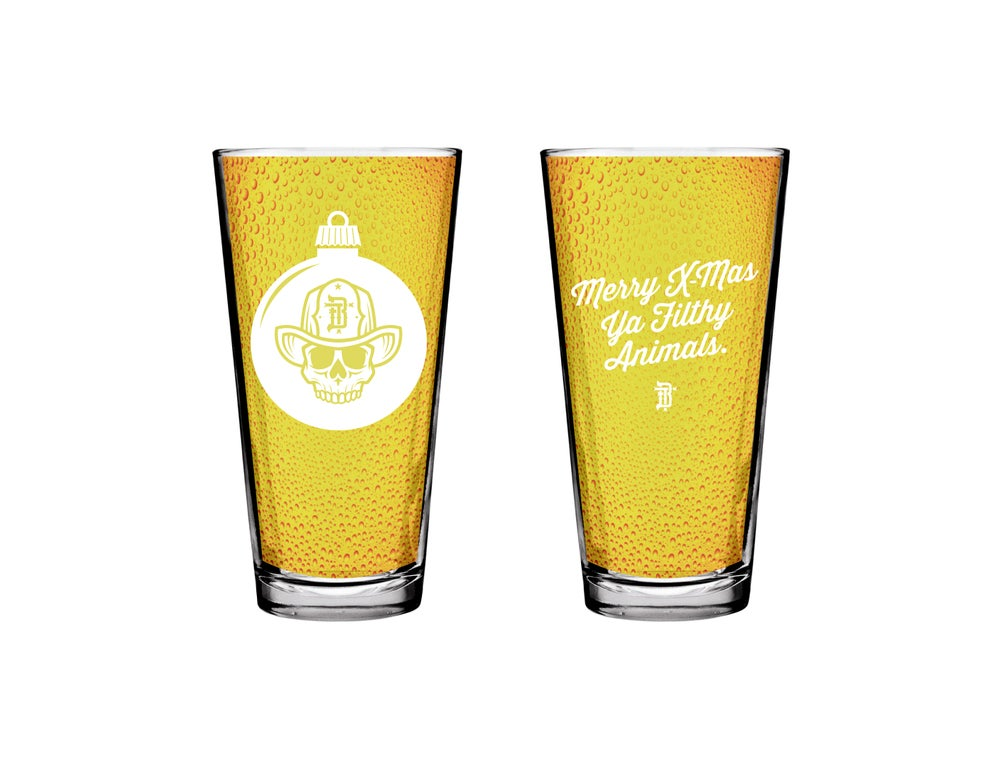Image of HoliDAZE - Pint Glass