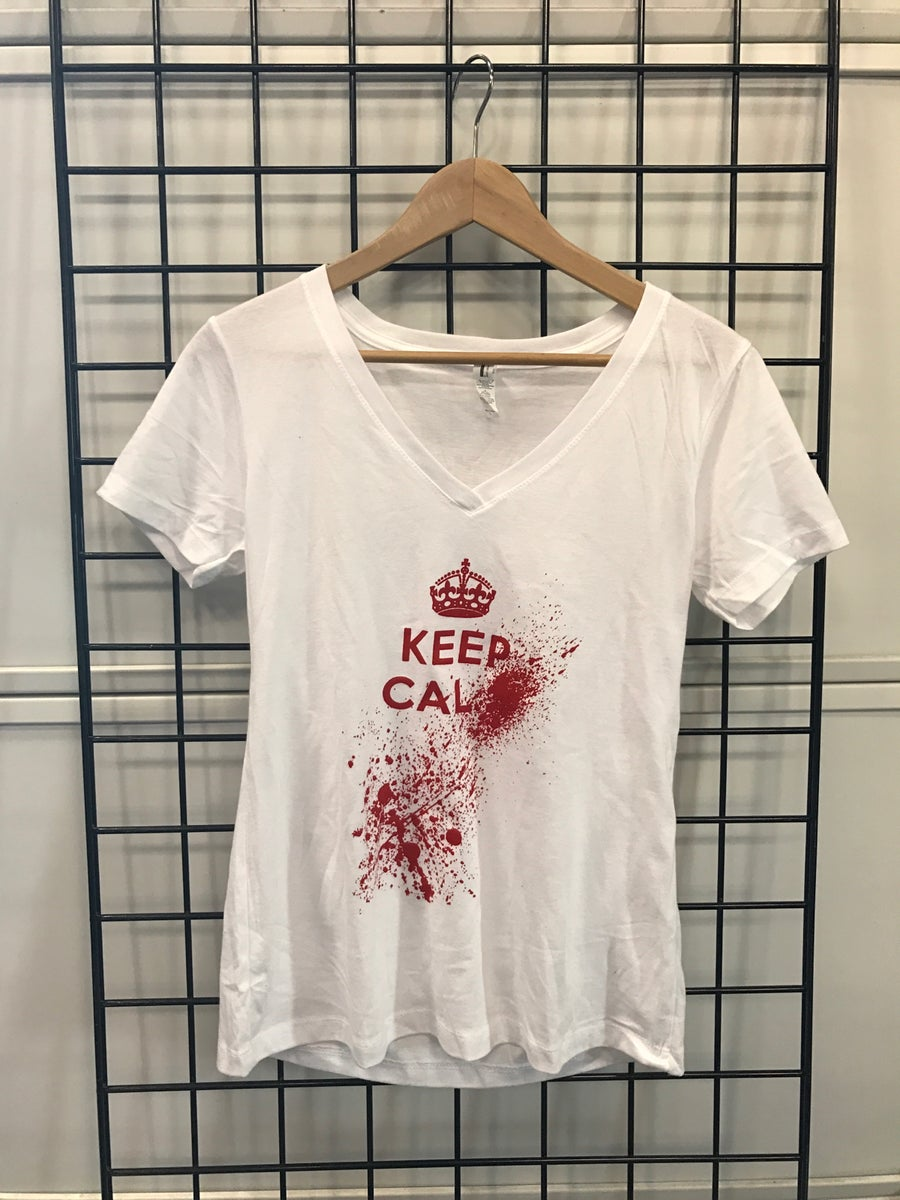Image of Keep Calm... Women's Shirt