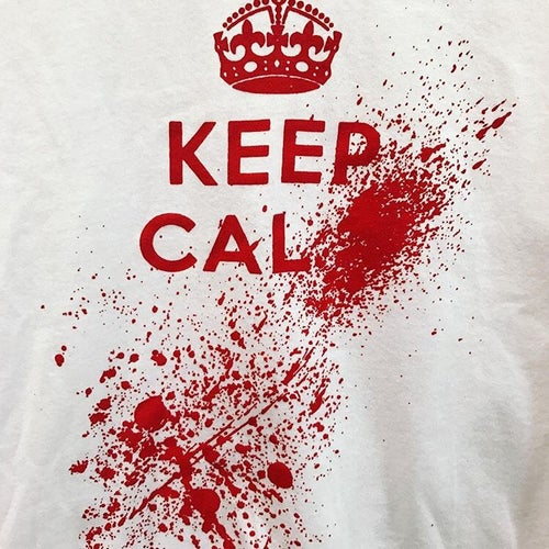 Image of Keep Calm... Men's Shirt