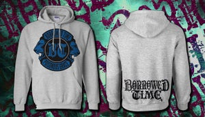 Image of BORROWED TIME 'Poisonous Grace' Hooded Sweatshirt