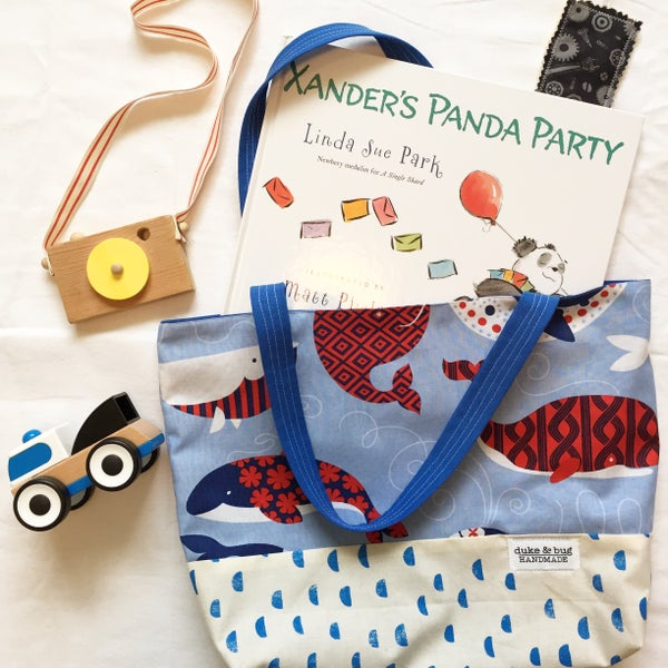 Image of Childrens Go Anywhere Tote Bags