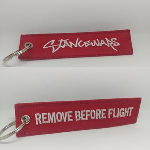 Image of Original - Remove Before Flight Tag