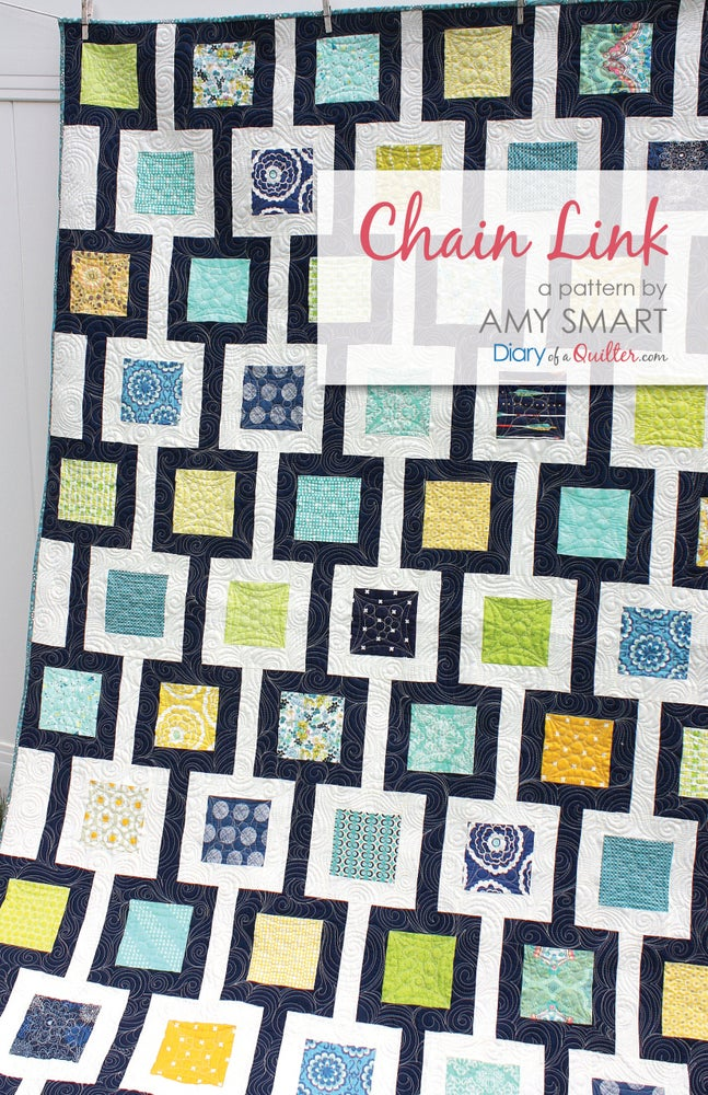 Image of Chain Link PDF Pattern