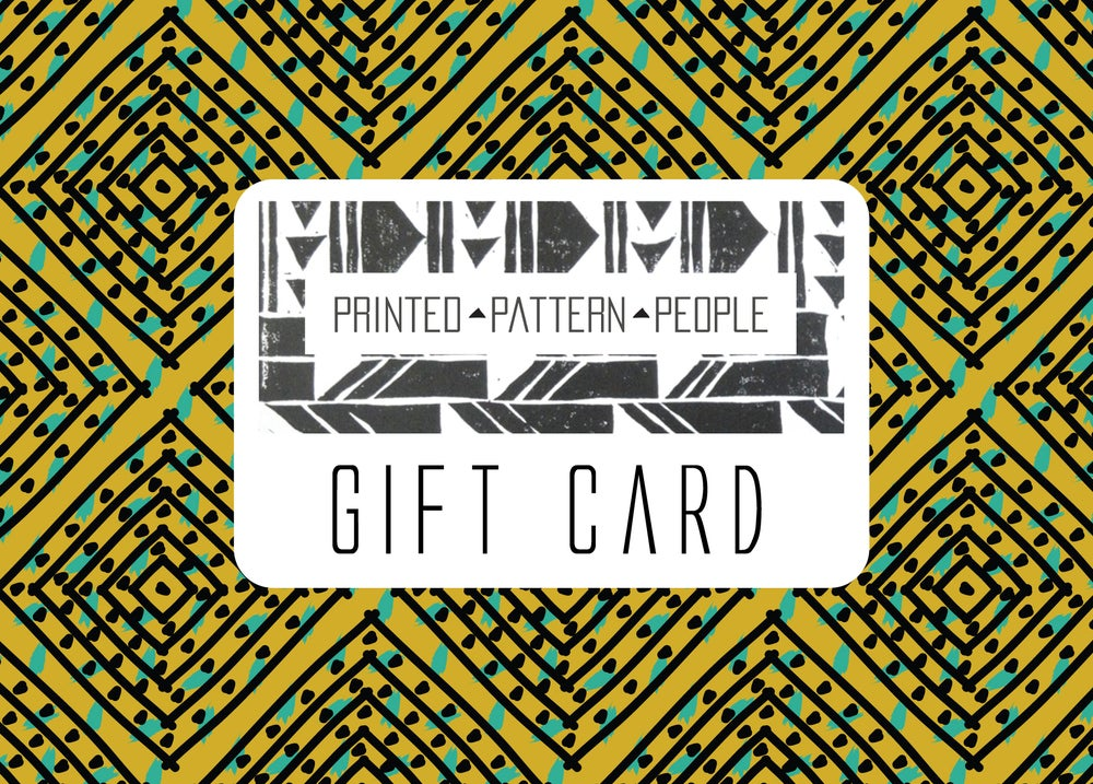 Image of •PPP• GIFT CARD