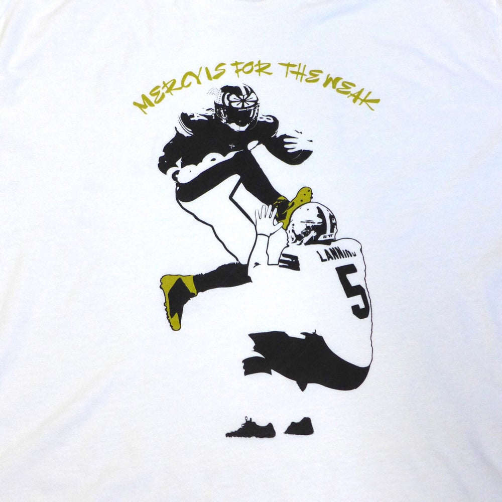"Image of Antonio Brown ""The Kick"""