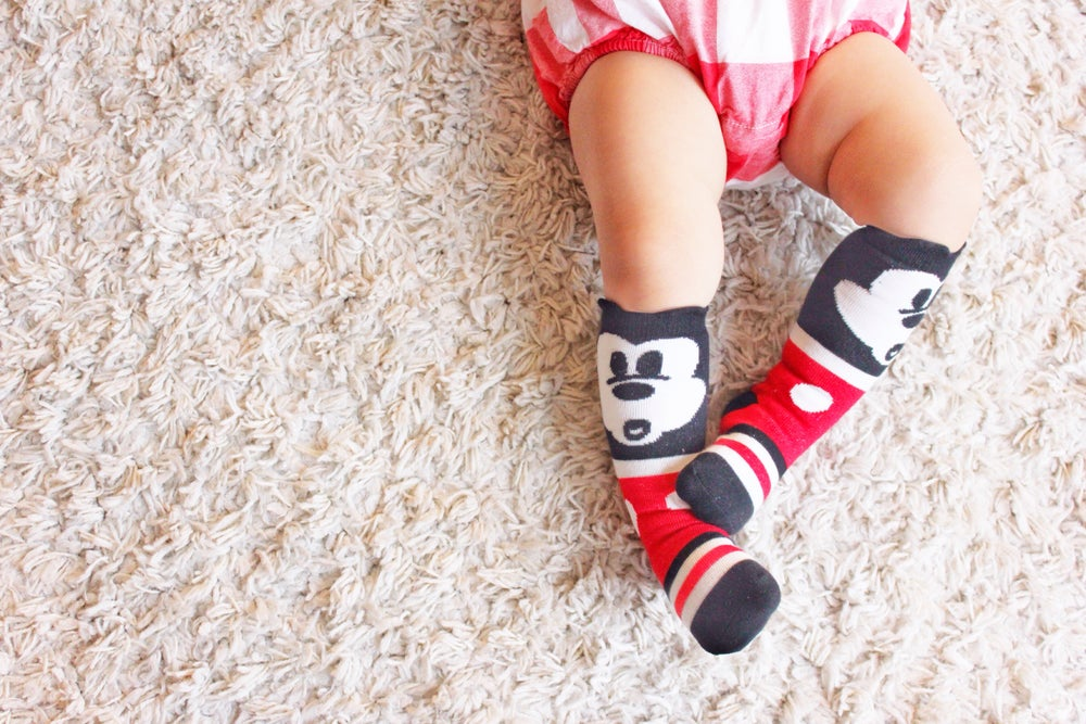 Image of Mouse socks