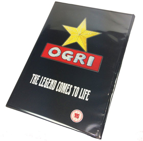 Image of Ogri DVD