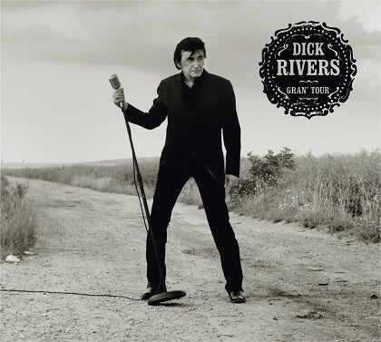 Image of DICK RIVERS - Gran' Tour / Olympia 2012 - Digipack 2CD