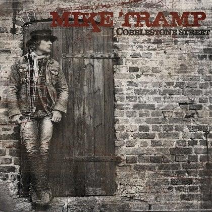 Image of MIKE TRAMP - Cobblestone Street - CD Cristal