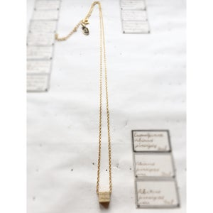 Image of The Square Golder Necklace