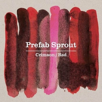 Image of PREFAB SPROUT - Crimson / Red - CD Cristal
