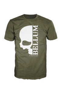 Image of Men's SKULLY S/S (OD GREEN)