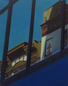 Image of Mott St Reflections