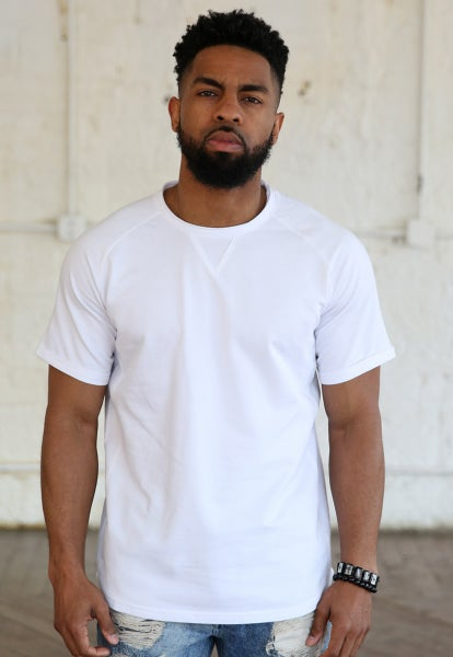 Image of Lux Tee | White