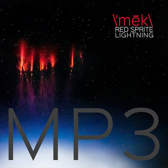 Image of \'mēk\ red sprite lightning mp3 download