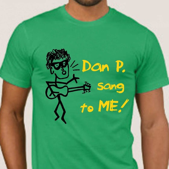 "Image of ""Dan P. Sang to Me"" T-shirt"