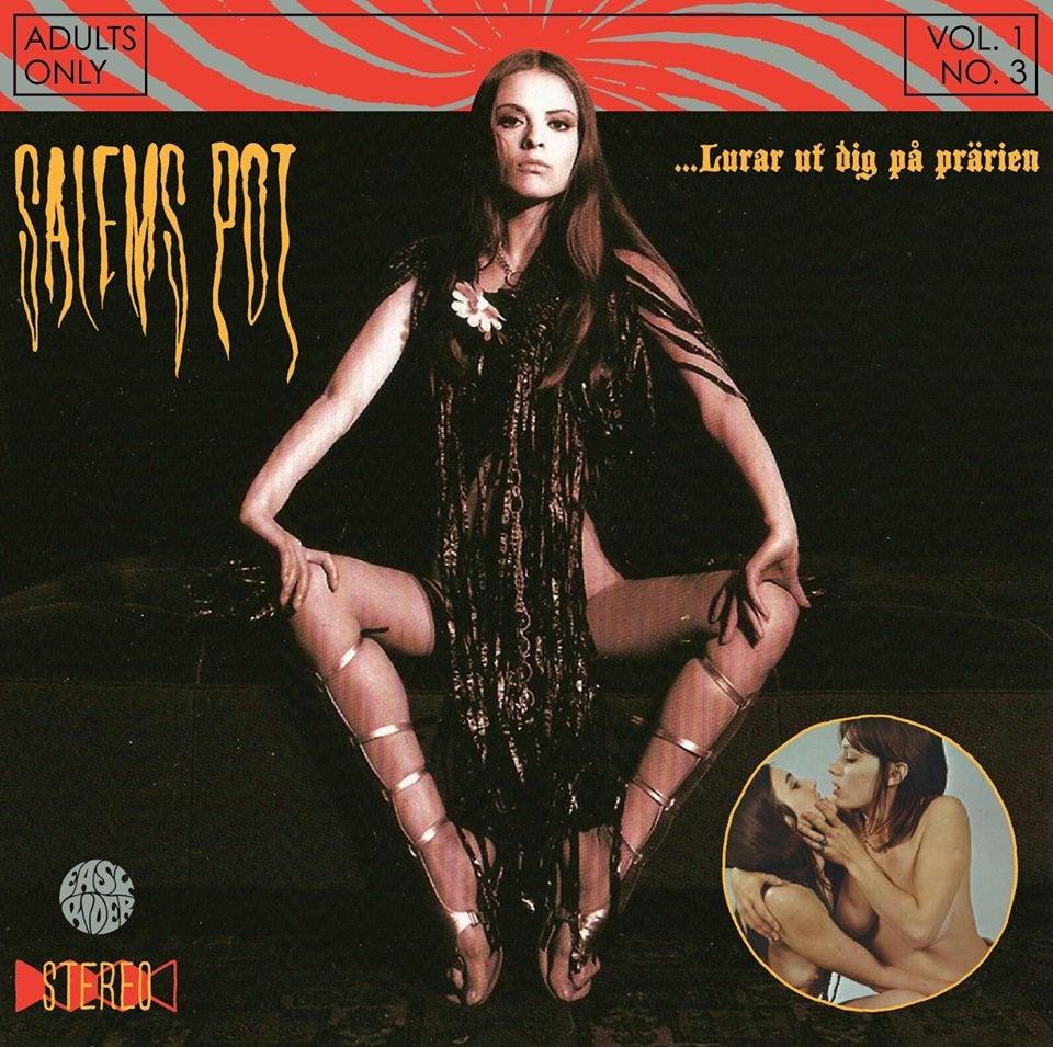 Image of Lurar ut Dig på Prärien LP